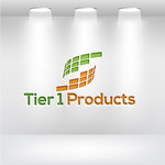 Tier 1 Products Logo - Entry #335