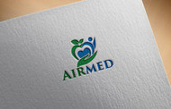 Airmed Logo - Entry #128