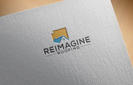 Reimagine Roofing Logo - Entry #64