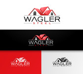 Wagler Steel  Logo - Entry #99