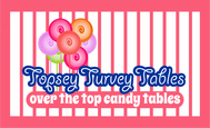 Topsey turvey tables Logo - Entry #98