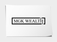 MGK Wealth Logo - Entry #386