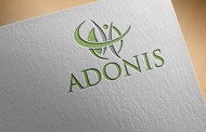 Adonis Logo - Entry #131