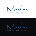 Marine Industries Pty Ltd Logo - Entry #46
