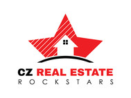 CZ Real Estate Rockstars Logo - Entry #17