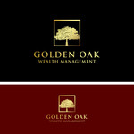 Golden Oak Wealth Management Logo - Entry #147