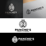 Pancho's Craft Pizza Logo - Entry #69