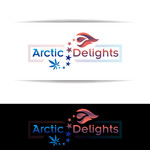 Arctic Delights Logo - Entry #25