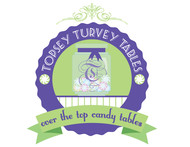 Topsey turvey tables Logo - Entry #134
