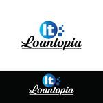 Loantopia Logo - Entry #148