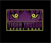 Tiger Tavern Logo - Entry #9