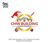 CMW Building Maintenance Logo - Entry #292