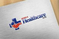 Mobile Healthcare EHR Logo - Entry #100