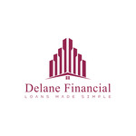 Delane Financial LLC Logo - Entry #80