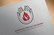 Acadiana Fire Extinguisher Sales and Service Logo - Entry #212