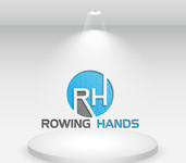 Rowing Hands Logo - Entry #15