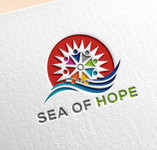 Sea of Hope Logo - Entry #227