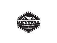 Revival contracting and drywall Logo - Entry #14
