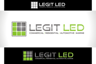 Legit LED or Legit Lighting Logo - Entry #231
