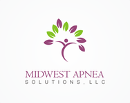 Midwest Apnea Solutions, LLC Logo - Entry #14