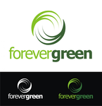 ForeverGreen Logo - Entry #30