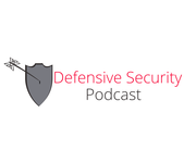 Defensive Security Podcast Logo - Entry #2