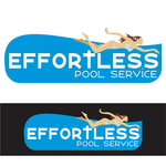 Effortless Pool Service Logo - Entry #4
