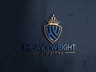 Heavyweight Jiujitsu Logo - Entry #121