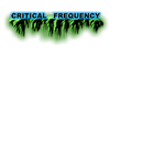 Critical Frequency Logo - Entry #100