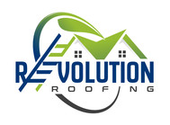 Revolution Roofing Logo - Entry #540