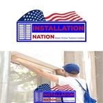 Installation Nation Logo - Entry #50