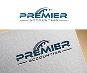 Premier Accounting Logo - Entry #194