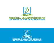 Rebecca Munster Designs (RMD) Logo - Entry #240