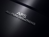 ALL PURE SOLUTIONS Logo - Entry #48