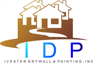 IVESTER DRYWALL & PAINTING, INC. Logo - Entry #221