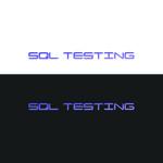 SQL Testing Logo - Entry #184