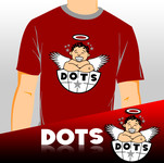 dots, the tooth fairy Logo - Entry #41