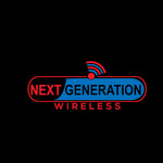 Next Generation Wireless Logo - Entry #82
