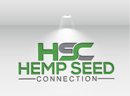 Hemp Seed Connection (HSC) Logo - Entry #30