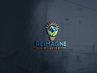 Reimagine Roofing Logo - Entry #263