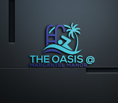 The Oasis @ Marcantel Manor Logo - Entry #115