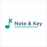 Note & Key Logo - Entry #41