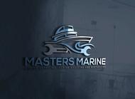 Masters Marine Logo - Entry #230