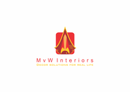 MvW Interiors Logo - Entry #62