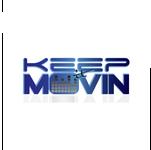 Keep It Movin Logo - Entry #336