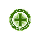 Natural Green Cannabis Logo - Entry #27
