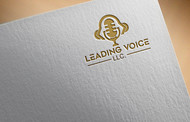 Leading Voice, LLC. Logo - Entry #45