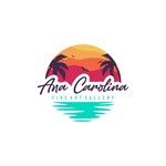Ana Carolina Fine Art Gallery Logo - Entry #113