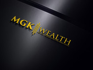 MGK Wealth Logo - Entry #343
