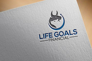 Life Goals Financial Logo - Entry #166
